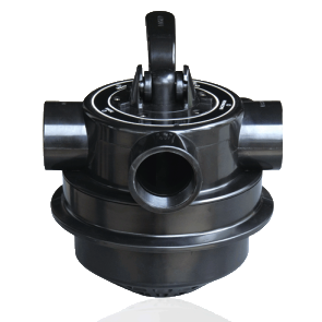 Кран четырехходовой 1½''с верхним подключением Emaux MPV05