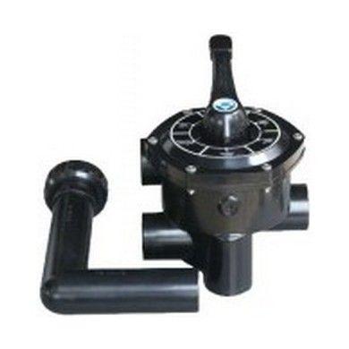 Кран шестиходовой 1½'' с боковым подключением Emaux MPV03