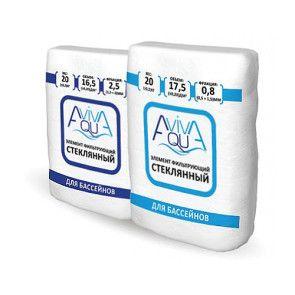 Стеклянный фильтрующий элемент Aquaviva